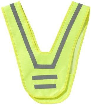 Cartrend 73767/bambini e giovani di sicurezza DIN EN 1150/giallo