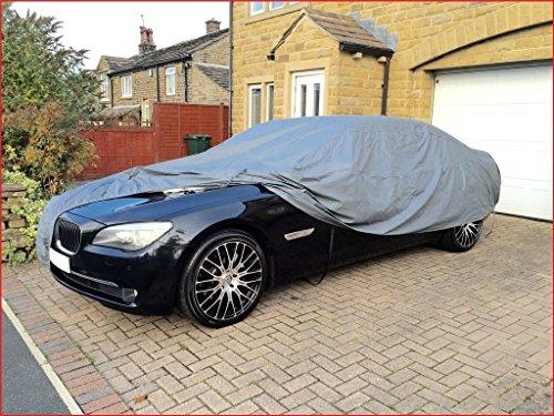 Copertura impermeabile per auto Mercedes Classe S X222resistente cotone foderato taglia XL
