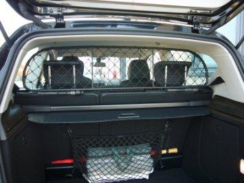 Divisorio Griglia Rete Divisoria Ergotech RDA65-S8 per trasporto cani e bagagli.
