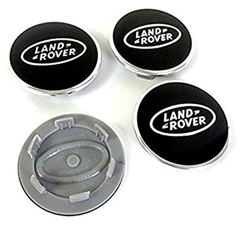 /nero ricambio x 4/tappi Range Rover 63/mm in lega centro Coprimozzo/