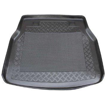 ZentimeX Z902679 Vasca baule su misura con superficie scanalata e integrato tappeto antiscivolo